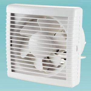 Осевые оконные вентиляторы