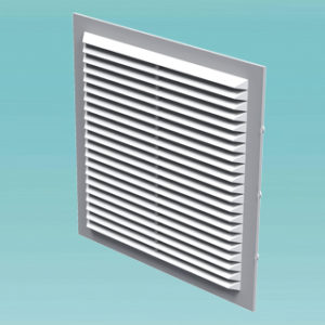 Приточно-вытяжные решетки серий МВ 150, МВ 150-1